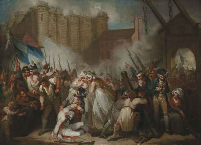 French Révolution: Poetry